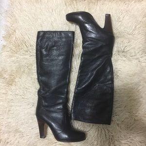 Dolce Vita Tall Black Boots size 7.5